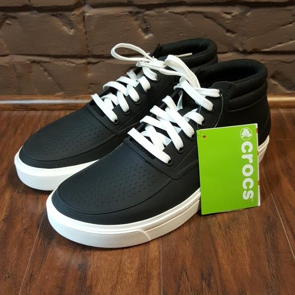 CROCS Shoes | Nwt Crocs High Tops Size